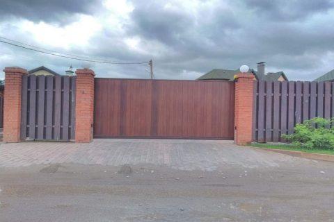 Ремонт и ТО откатных ворот