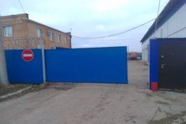 Изготовление и установка промышленных откатных ворот