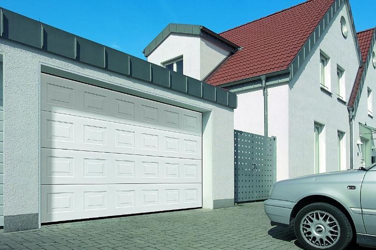 Как выбрать секционные ворота? Теплоизоляция.